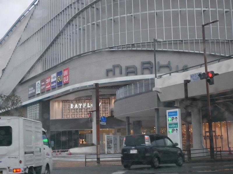 福岡ショッピングモールの初売りセール