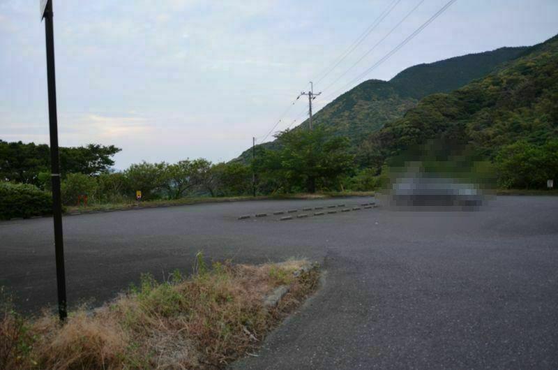 加茂ゆらりんこ橋の駐車場