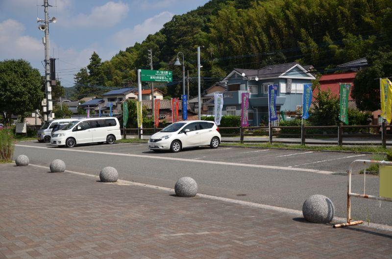 中ノ島公園第1駐車場