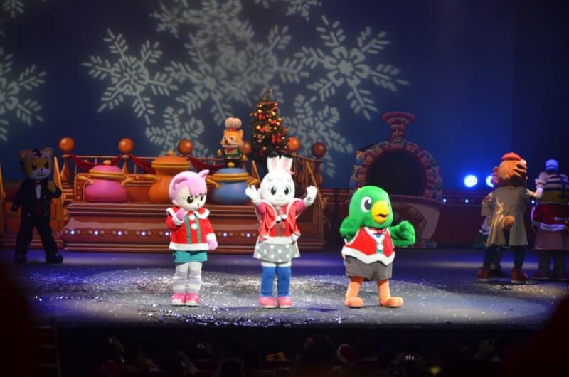 福岡サンパレスしまじろうコンサート冬