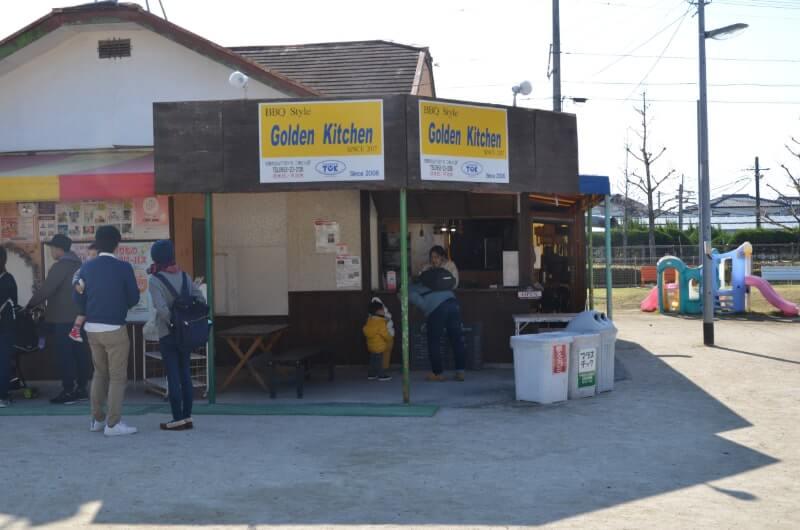 神野公園こども遊園地の飲食施設