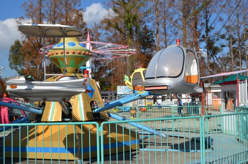 神野公園こども遊園地のアポロスター