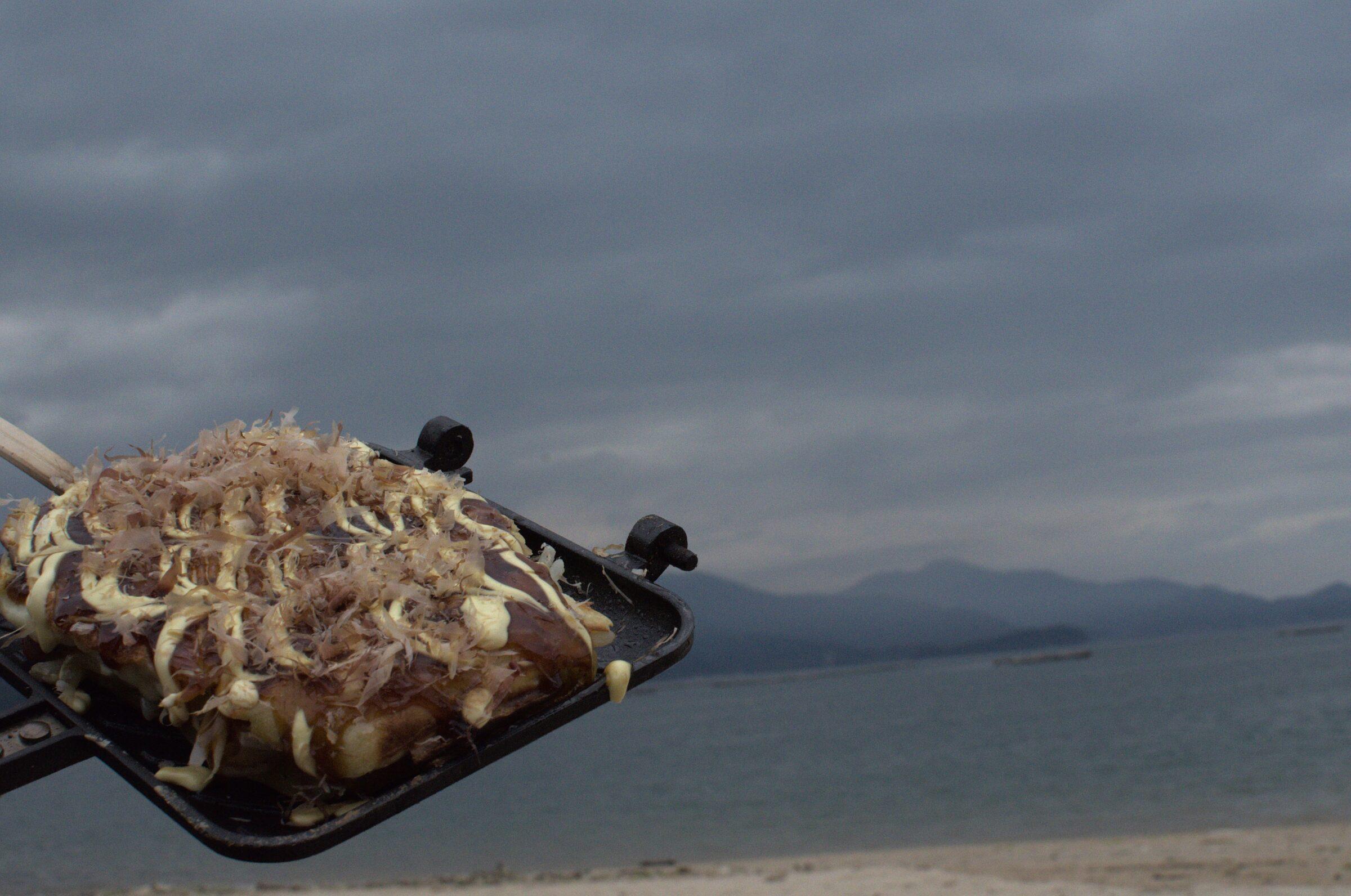 海と箸巻き